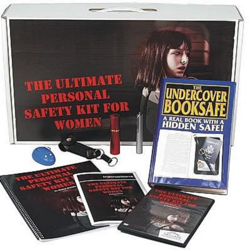 Introducing the Ultimate Personal Safety Kit For Women By SafeFamilyLife.