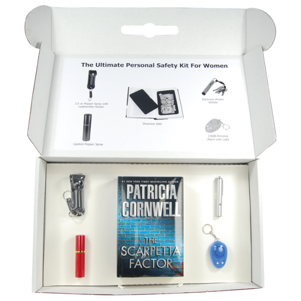 Ultimate Personal Safety Kit For Women By SafeFamilyLife